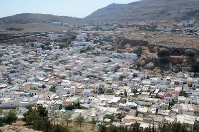 Lindos, Rodos, Grecia