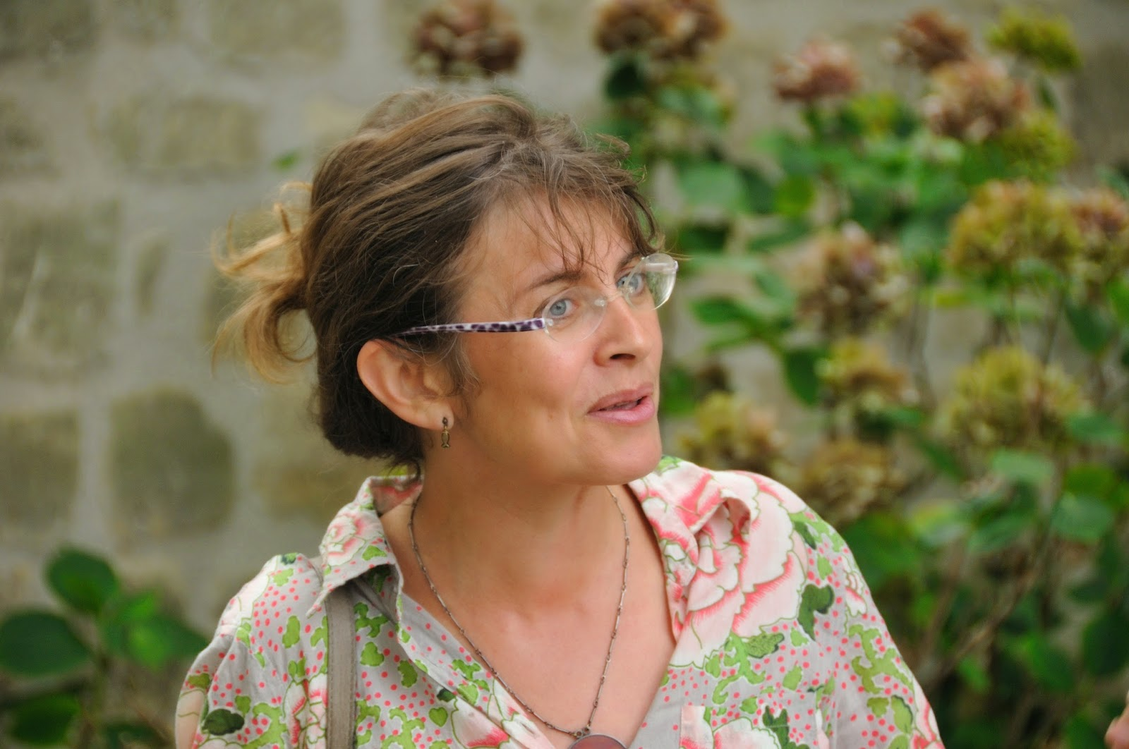 Françoise Hotier par Antonio Ca' Zorzi, 2012