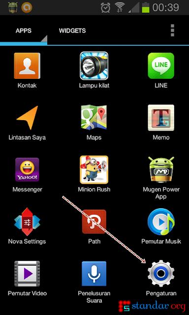 """Panduan Upgrade Otomatis OS Android Menggunakan """"Update Software"""" (Terjamin Firmware Original)-1"""