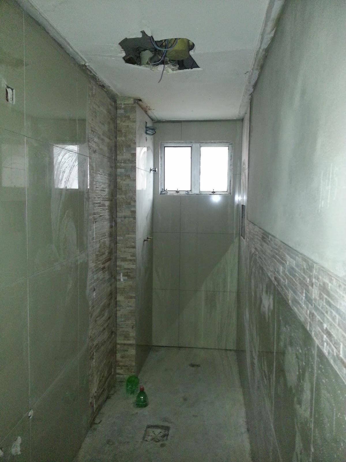 fotos da reforma#3 Meu novo Lar #414939 1200x1600 Banheiro Com Janela Interna
