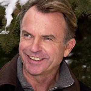 """Nigel John Dermot """"Sam"""" Neill, DCNZM, OBE (born 14 September 1947) is ..."""