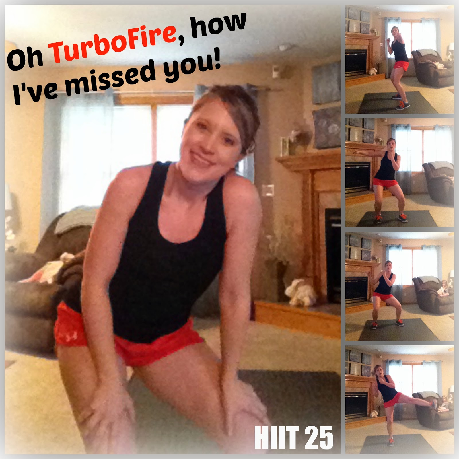 Turbofire Workout