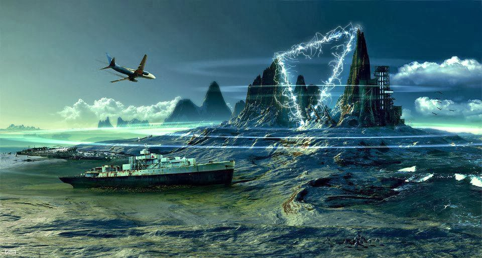 Pacific Ocean's Bermuda Triangle – Dragons Triangle