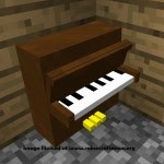 MusicCraft 1.4.7 Mod Crafting Recipes