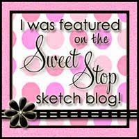 Pri Sweet Stop Sketch sem bila izbrana med TOP 3 izdelke