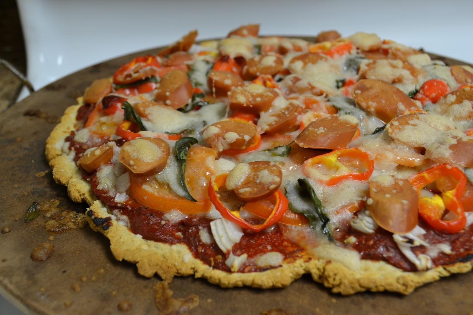 Vegans Have Superpowers: Gluten Free Vegan Pizza Base