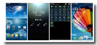Samsung Galaxy S4 Mini User Interface