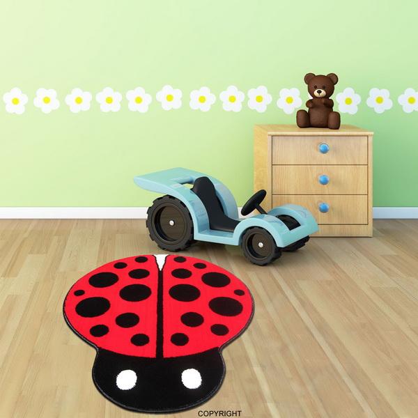 deco chambre interieur jolies tapis pour les chambres d 39 enfants. Black Bedroom Furniture Sets. Home Design Ideas