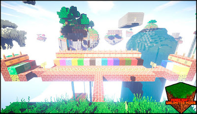 Sky Element Map Minecraft