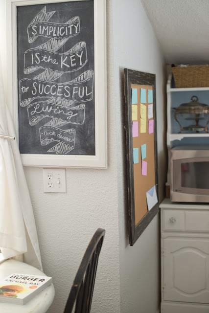 House Cleaning Schedule Cork Board Station