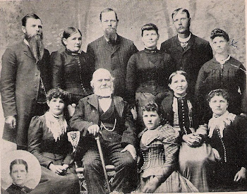 Thomas and Jane Crowther Family