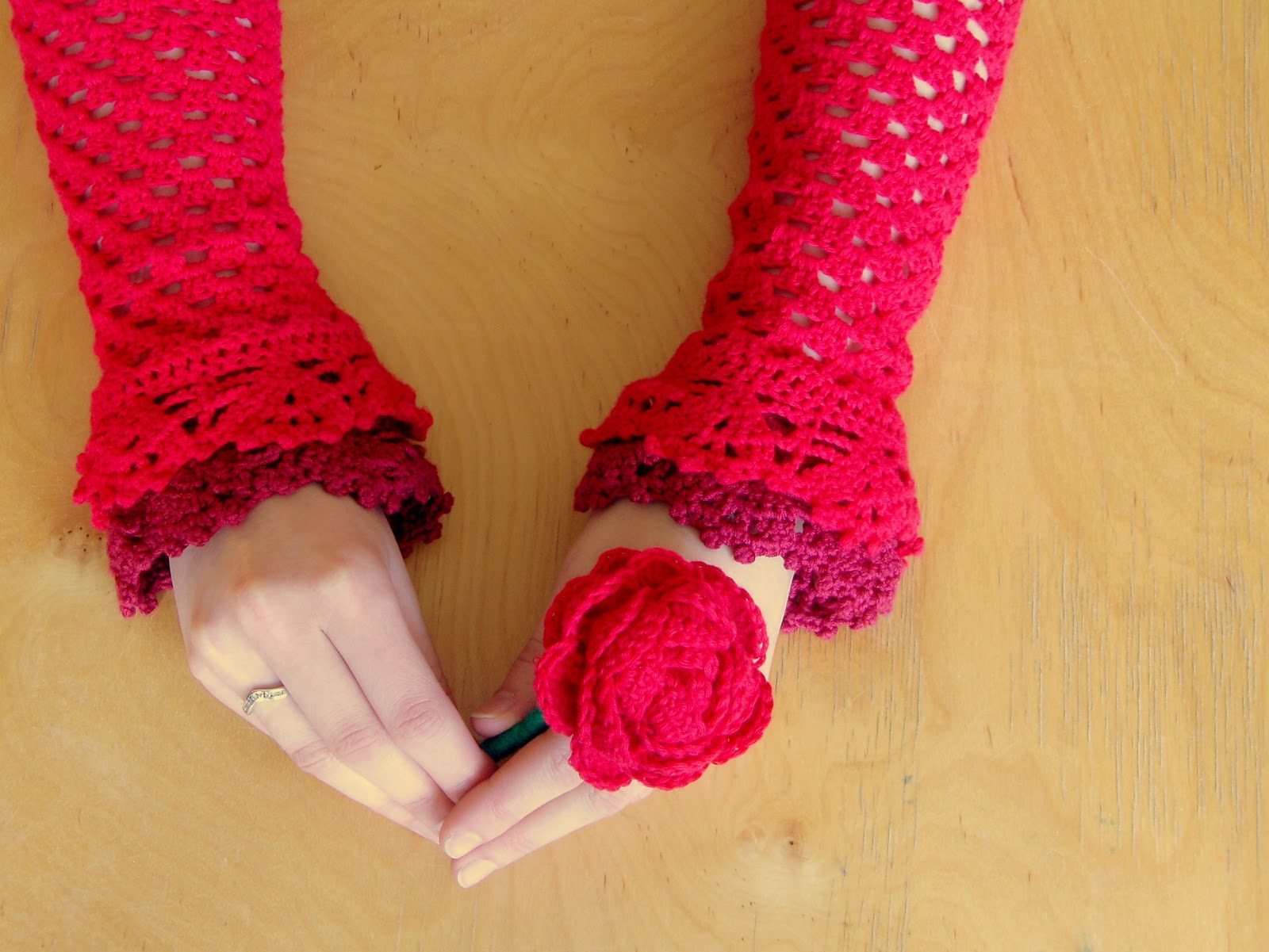 one man crochet: a valentines birthday bundle