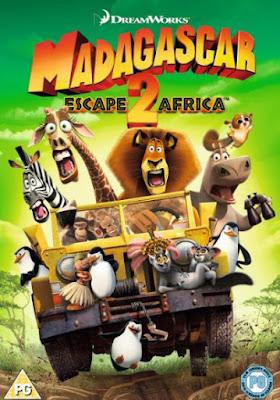 Madagascar Escape 2 Africa Game