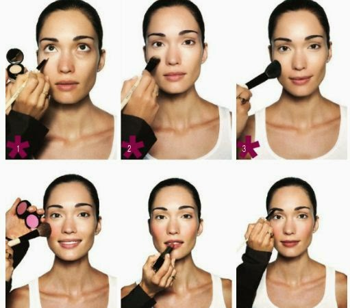 tecnicas de maquillaje profesional paso a paso