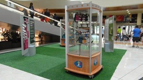 Imagen de la Exposición de bolsos y accesorios ecológicos SINdesperdicio
