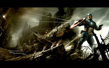 #1 Captain America Wallpaper