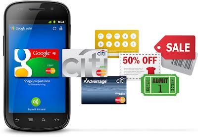 Cambios en Google Wallet
