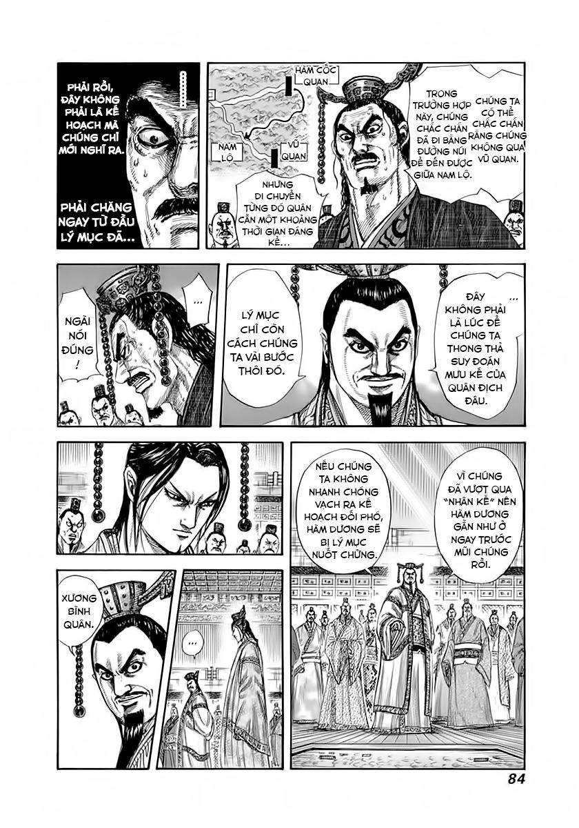 Kingdom – Vương Giả Thiên Hạ (Tổng Hợp) chap 321 page 4 - IZTruyenTranh.com