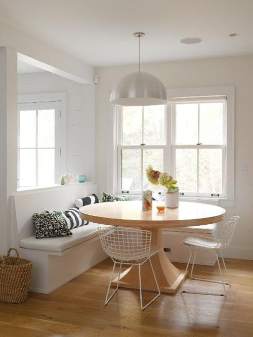 A+Deco: Elementos de diseño: Bancos de cocina/comedor