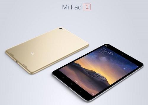 Desain Xiaomi Mipad 2