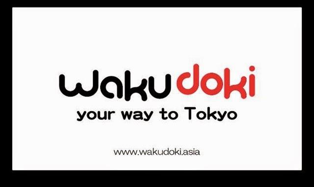Waku Doki Your Way To Tokyo !