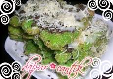 Gambar Masakan Pisang Keju Crispy Rasa Pandan Dapur Cantik