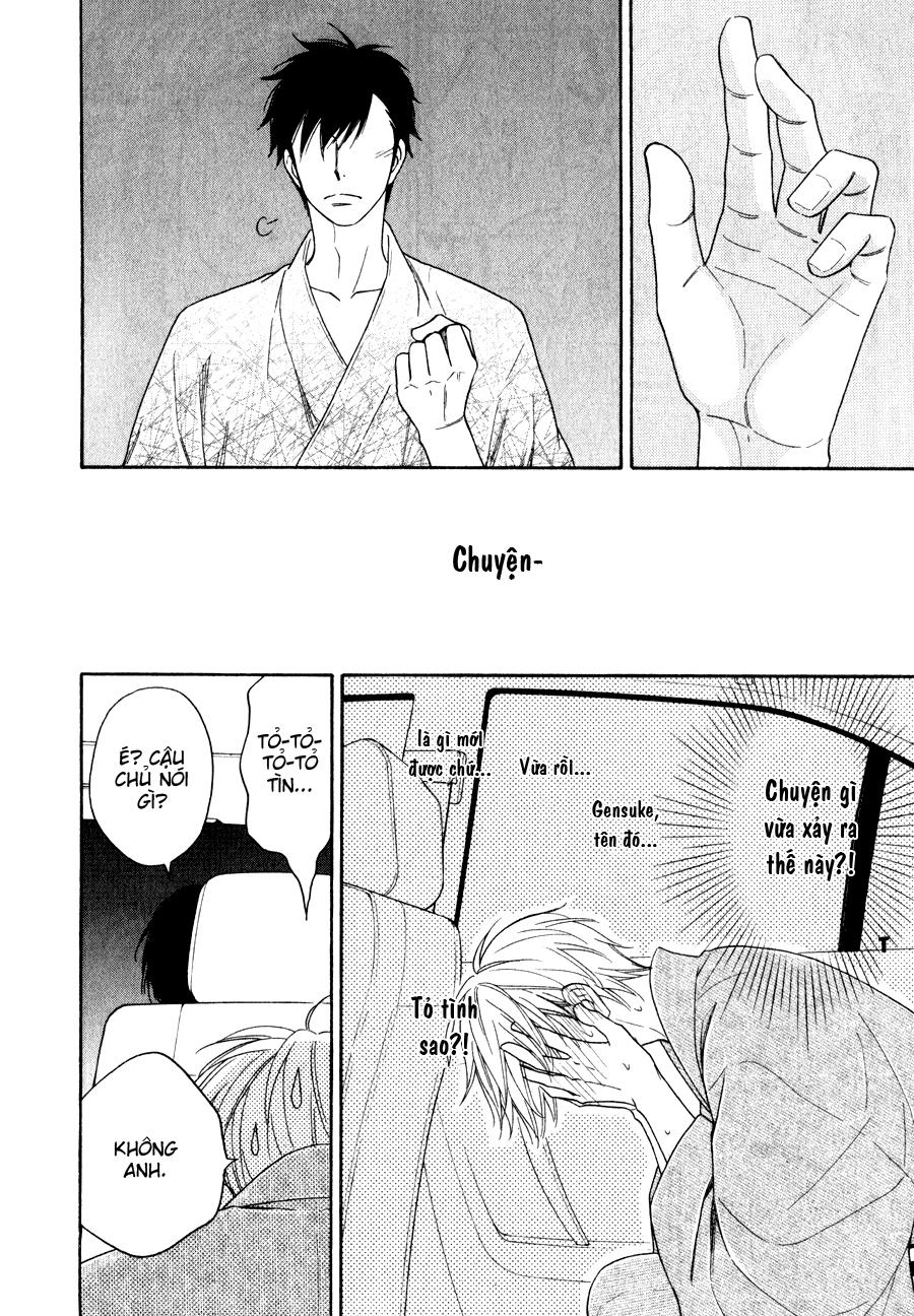 Hanakoi tsurane chap 6