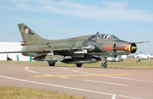 Su-22UM-3K Fitter