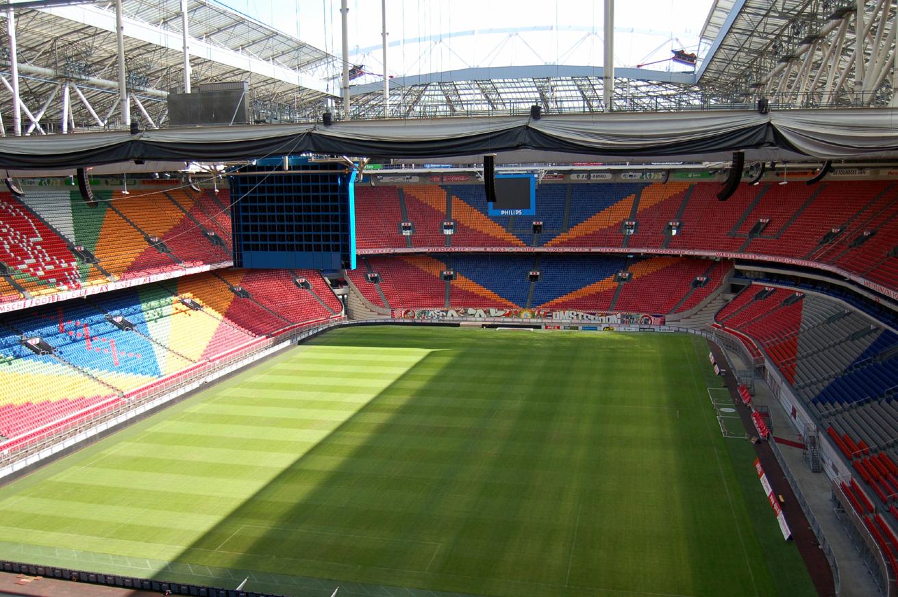 Top Stadium In The World
