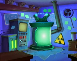Juegos de Escape Brain Train with Professor Labcoat 8