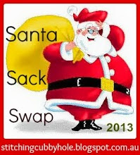 Santa Sack Swap 2013