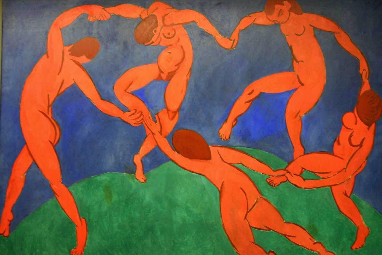 Matisse- La danza II