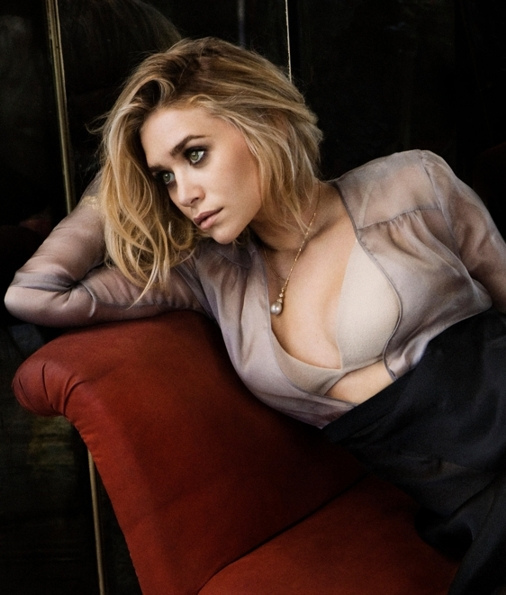 Style Icon Of The Week: Ashley Olsen