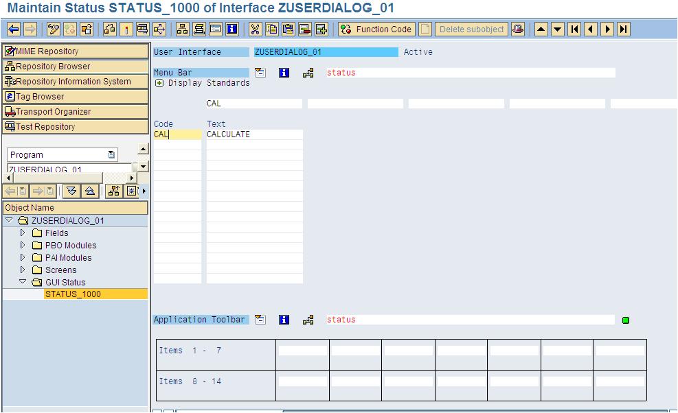 Sap business technicalssap abap programming sap for Show pool status