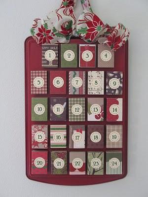 Matchbox advent calendar diy christmas matchbox advent calendar solutioingenieria Choice Image