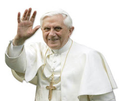MUCHAS GRACIAS, QUERIDO PAPA EMÉRITO BENEDICTO XVI!!!
