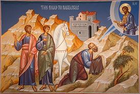 LA CONVERSIÓN DE SAN PABLO (Hechos de los Apóstoles 9,1-18) Fiesta 25 de Enero
