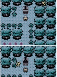 how to find celebi in pokemon crystal