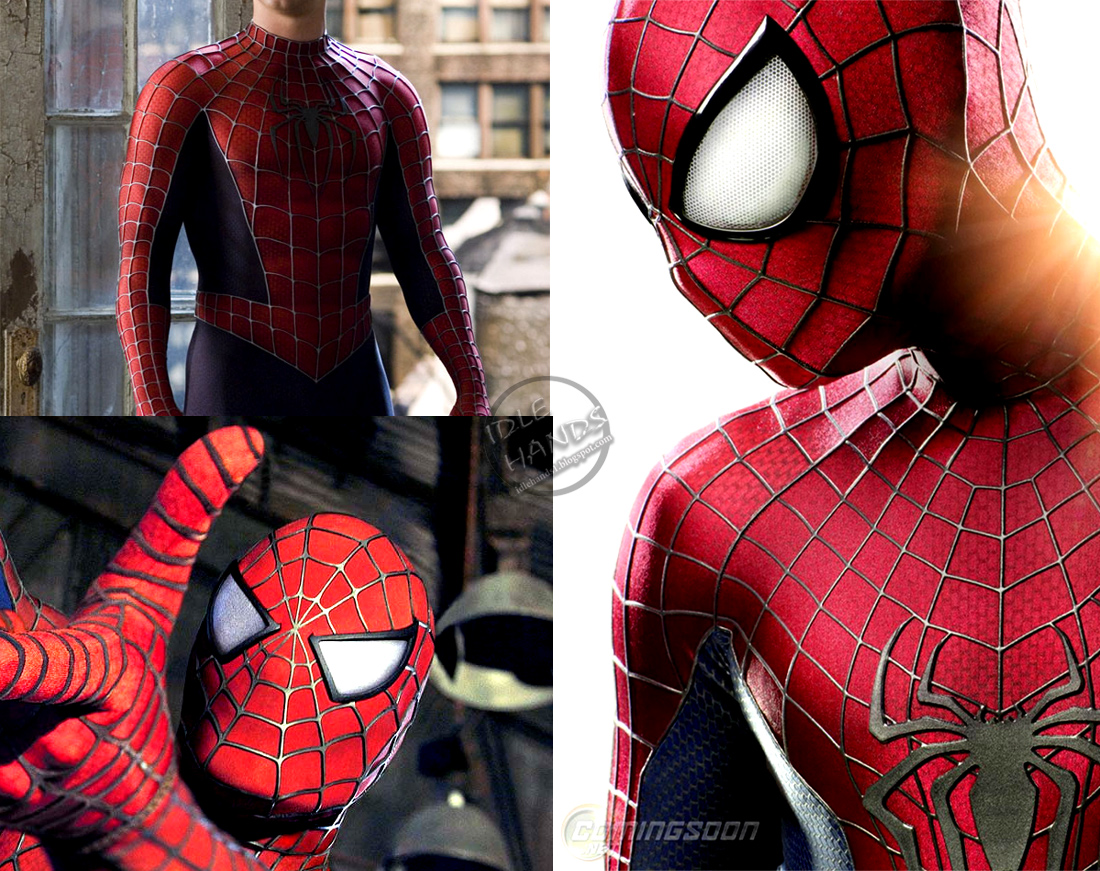 Idle Hands: An Amazing Spider-Man 2 Costume Overhaul