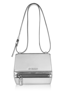 GIVENCHY Small Silver Pandora Box