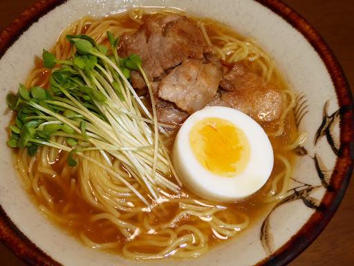 【国分株式会社 tabete】ひる麺・近江牛骨だし醤油ラーメン