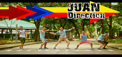 Juan Direction follows five biracial Filipinos explore and learn the Philippines. The name Juan Direction is a play on words of the British-Irish boy-band One Direction, unlike 1D, JD does […]
