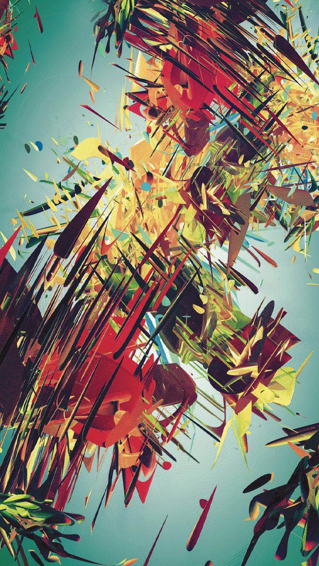 Patada De Caballo: Abstractos