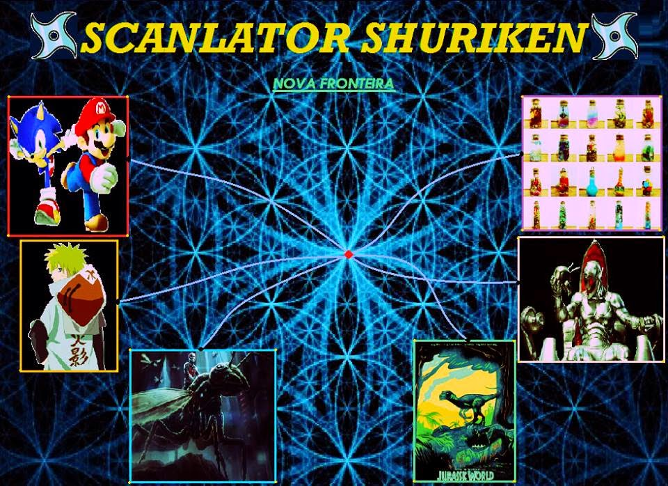 SCANLATOR SHURIKEN