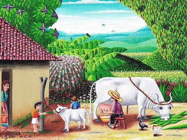 cuadros-paisajes-hondureños-oleo