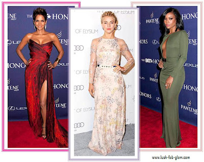 Lush Fab Glam Blogazine Celebrity Style A Week Of Red
