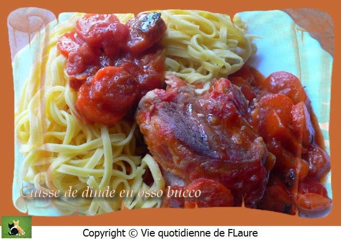 Cuisse de dinde en osso bucco blogs de cuisine - Cuisine cuisse de dinde ...