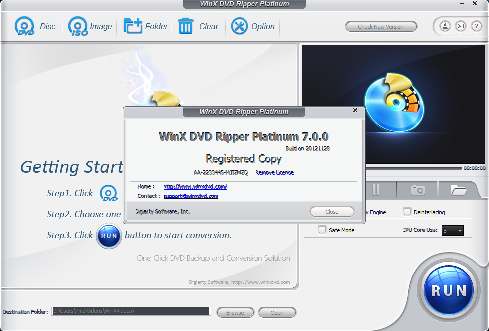 Winx dvd ripper platinum v7.0.0 build 04.09.2017 with key tordi