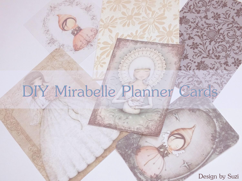 Mirabelle kartičky