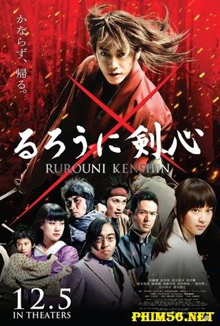 Lãng Khách Kenshin 2 (Sát Thủ Huyền Thoại 2 )